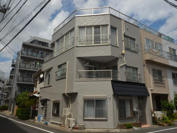 東京都北区 A様邸 店舗を改修して居住空間に