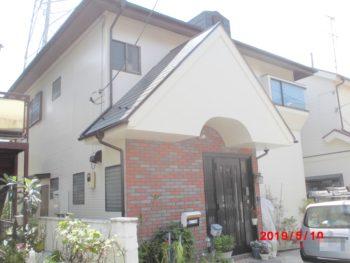 神奈川県横浜市 A様邸 外壁塗装・サイディング事例