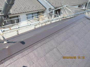 東京都杉並区 K様邸 屋根塗装事例