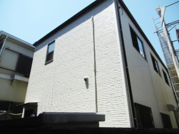 東京都杉並区 S様邸 屋根・外壁リフォーム事例