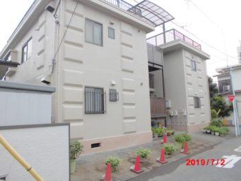 東京都狛江市 O様邸 屋上・ベランダ防水・外壁塗装リフォーム事例