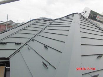神奈川県川崎市 Y様邸 屋根リフォーム事例