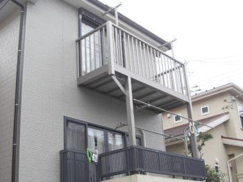 神奈川県横浜市 S様邸 外壁金属サイディング重ね張りリフォーム事例