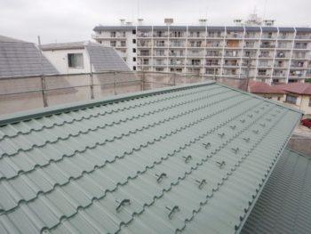 東京都板橋区 E様邸 屋根・外壁・木鉄部・基礎・玄関ドアリフォーム事例