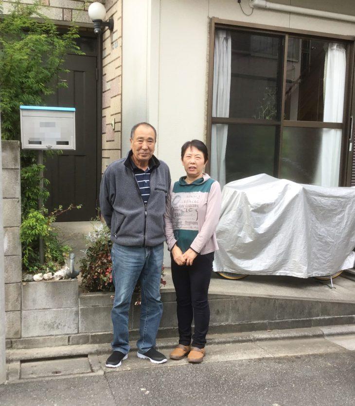 東京都足立区で屋根金属瓦葺き替えされたH様の声