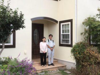 埼玉県三郷市で外壁・屋根塗装されたK様の声