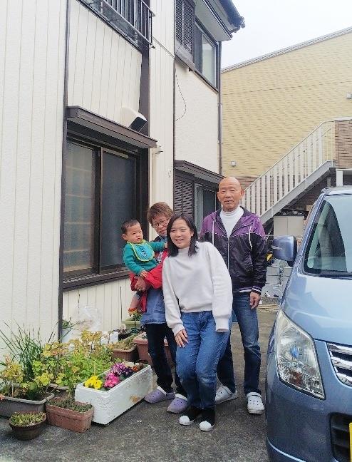 千葉県松戸市で屋根金属瓦葺き替え・ベランダ脱着・戸袋・雨戸交換をされたI様の声