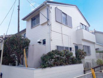 神奈川県川崎市 K様邸 外壁・ベランダリフォーム事例