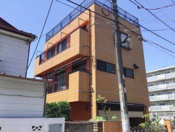 東京都板橋区 S様邸 外壁リフォーム事例