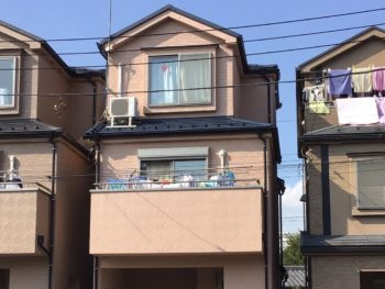 神奈川県川崎市 O様邸 屋根・外壁リフォーム事例