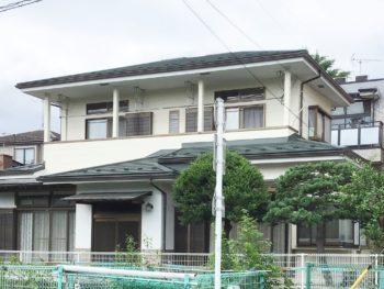 神奈川県川崎市 E様邸 屋根・外壁・ベランダリフォーム事例