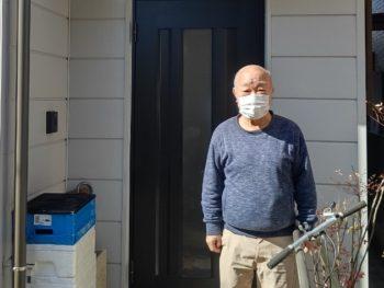 埼玉県越谷市で屋根金属瓦葺き替え・外壁塗装をされたI様の声