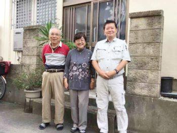 埼玉県川口市で外壁塗装・屋根金属瓦葺き替え・台所改修・浴室改修をされたH様の声