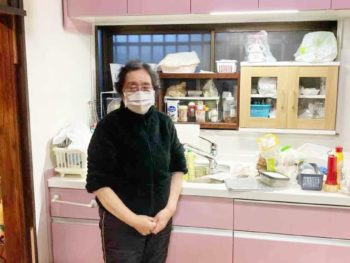 埼玉県越谷市で床下換気扇・台所改修・トイレ交換をされたM様の声