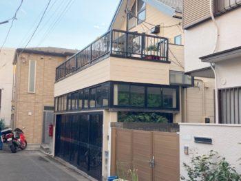 東京都板橋区 K様邸 屋根・外壁リフォーム事例