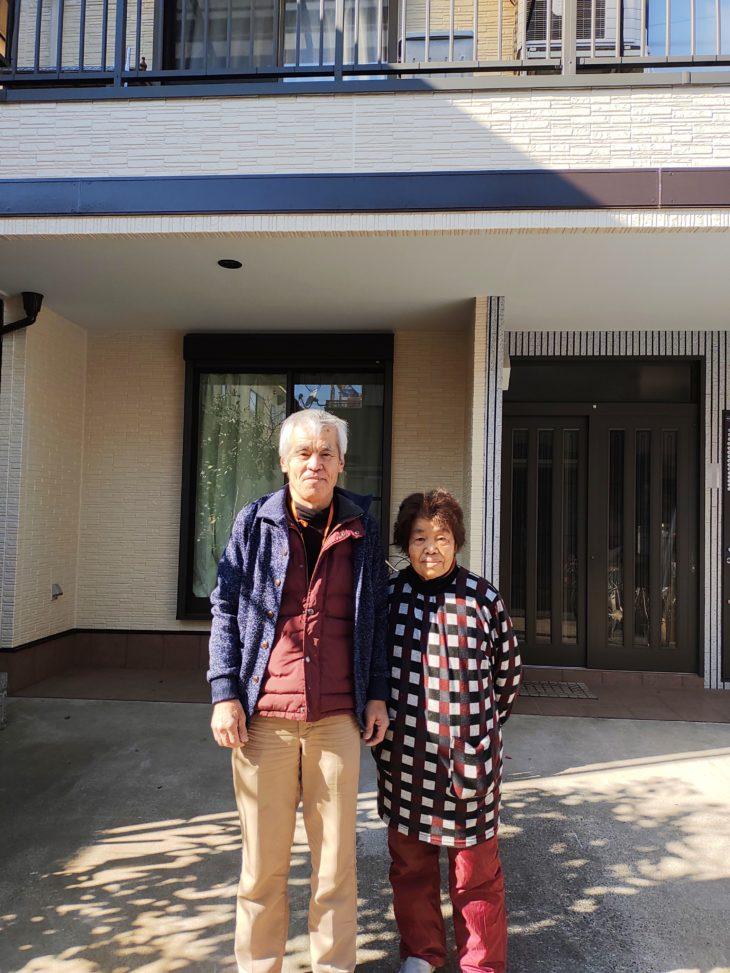 埼玉県草加市で外壁塗装をされたH様の声