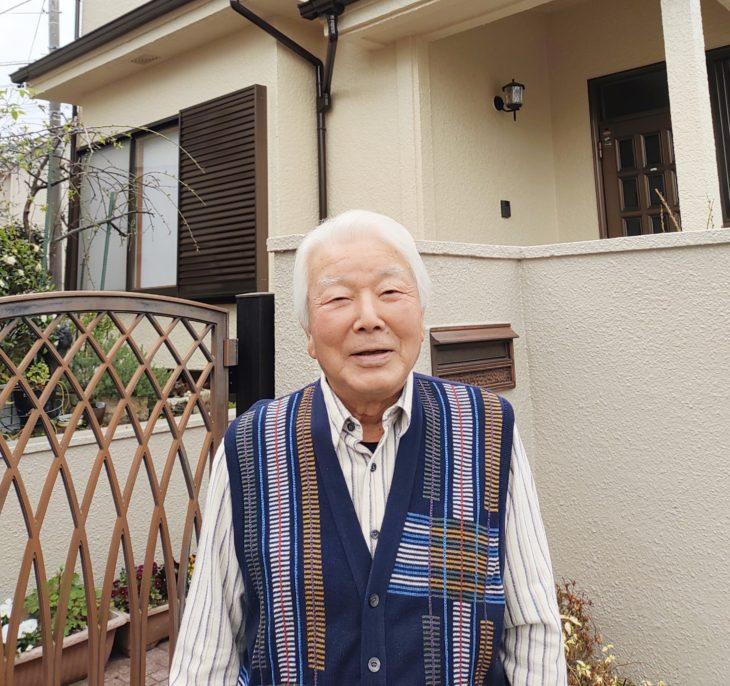 埼玉県草加市で外壁塗装・基礎塗装をされたH様の声