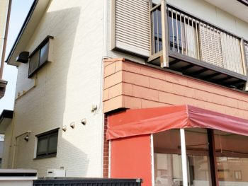 千葉県千葉市 F様邸 屋根・外壁リフォーム事例