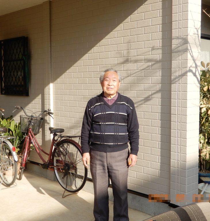 埼玉県三郷市で屋根金属瓦重ね葺き・外壁金属サイディング重ね張り・外壁塗装をされたS様の声