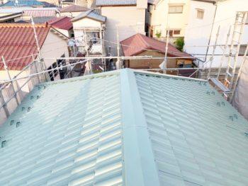 東京都板橋区 T様邸 屋根リフォーム事例
