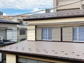 東京都練馬区 S様邸 屋根・外壁リフォーム事例