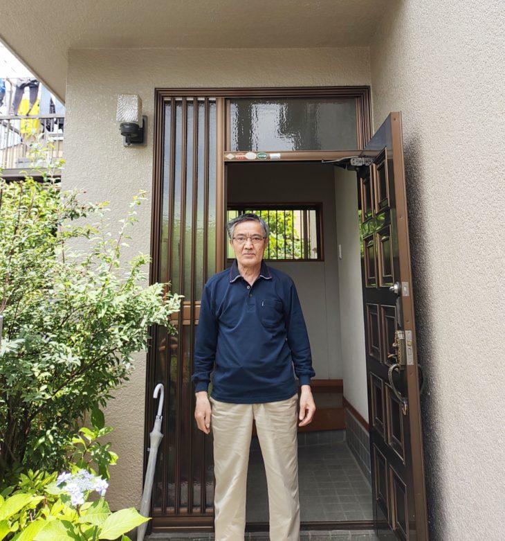 埼玉県草加市で屋根金属瓦葺き替え・外壁塗装・水回り改修をされたI様の声