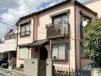 東京都豊島区 I様邸 屋根・外壁リフォーム事例
