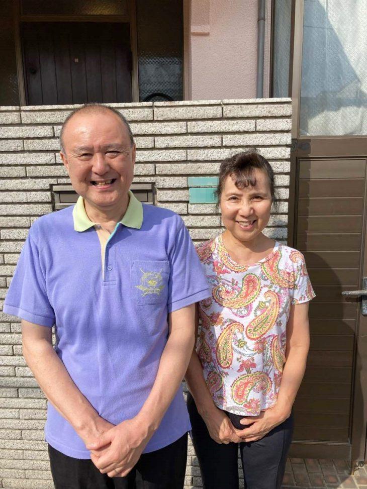 東京都豊島区で屋根金属瓦重ね葺き・外壁塗装をされたI様の声