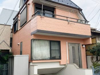 東京都豊島区 A様邸 屋根・外壁リフォーム事例