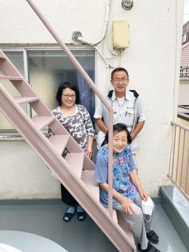 東京都豊島区で屋上防水・鉄部塗装をされたI様の声