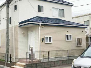 千葉県千葉市 S様邸 屋根・外壁リフォーム事例